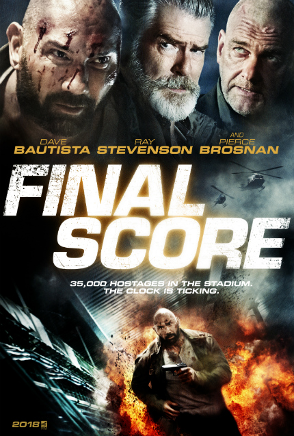 Review: FINAL SCORE, When the Clock Runs Out, Everyone Dies