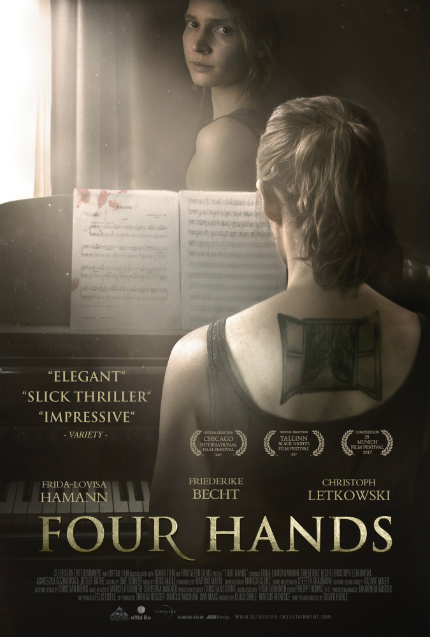 Now Streaming: FOUR HANDS, Exacting Vengeance Swirls Out of Control
