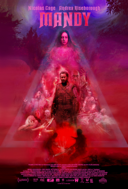 Review: MANDY, Evil Lurks in a Fever Dream Starring Nicolas Cage