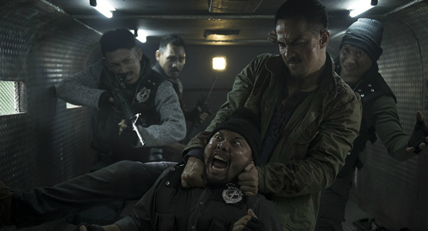 Fantastic Fest 2018 Review: THE NIGHT COMES FOR US, Brutal, Spectacular Action