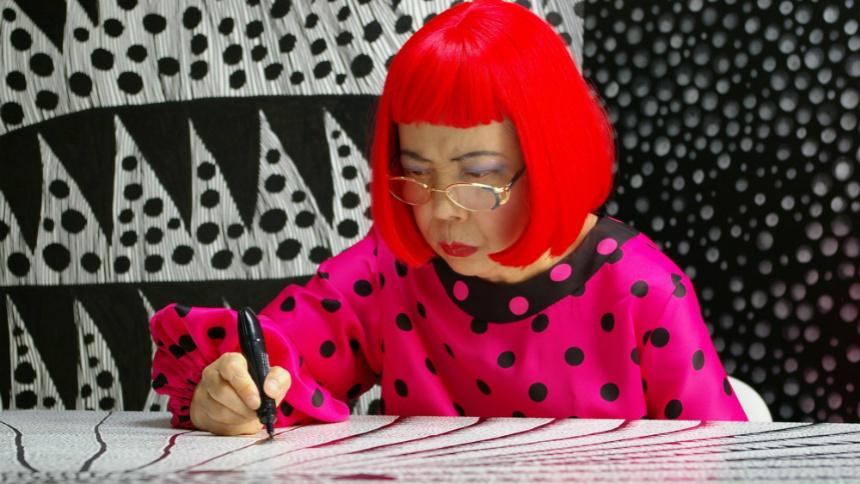 Review: KUSAMA - INFINITY, The Life and Art of Yayoi Kusama