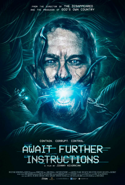 Review: AWAIT FURTHER INSTRUCTIONS, When Your House Becomes a Strange Prison