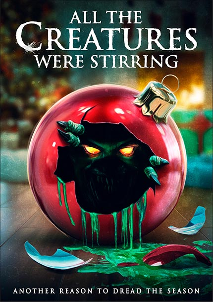 ALL THE CREATURES WERE STIRRING: Trailer Premieres For Christmas Horror Anthology