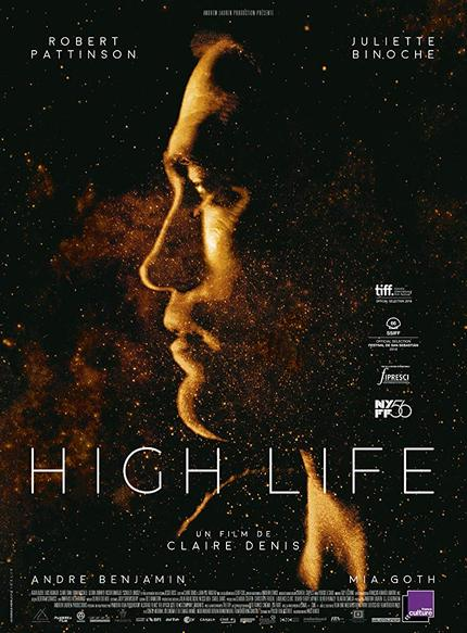 HIGH LIFE Trailer: Claire Denis and Robert Pattinson Get Space Madness