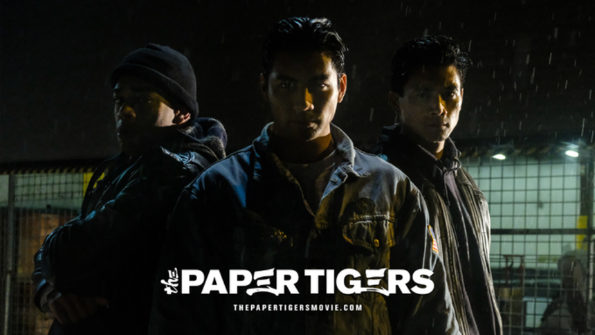 Crowdfund This! THE PAPER TIGERS Need Your Support To Avenge Their Fallen Master!