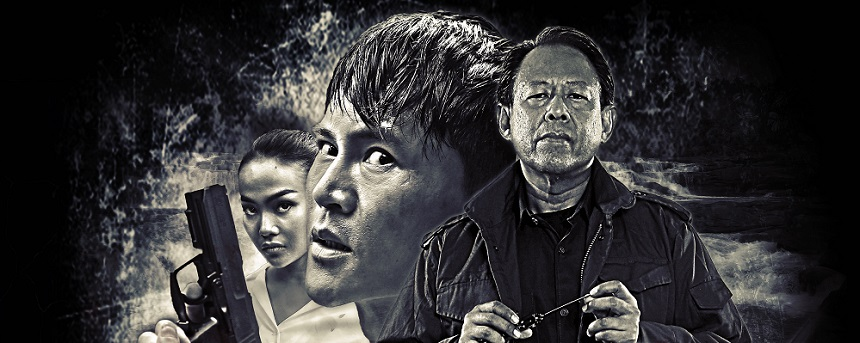 THE PREY: New Poster Debuts For Jimmy Henderson's Action Flick Ahead of World Premiere