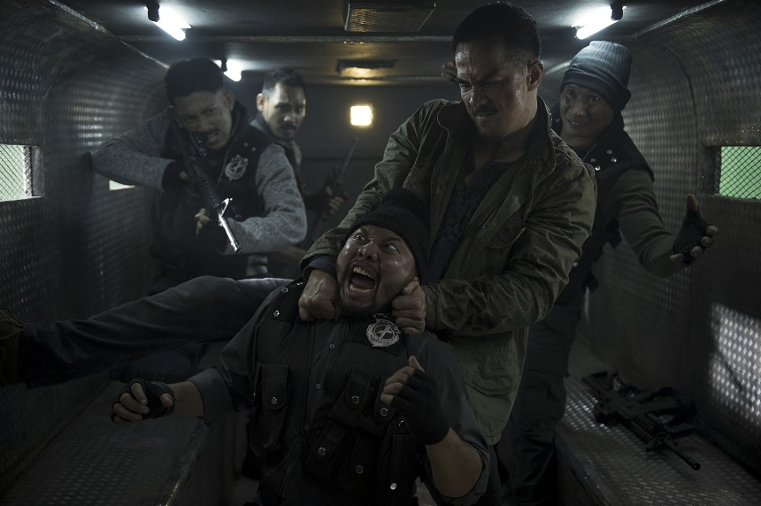 THE NIGHT COMES FOR US Trailer: Watch Joe Taslim Fight All of Jakarta. All of it!