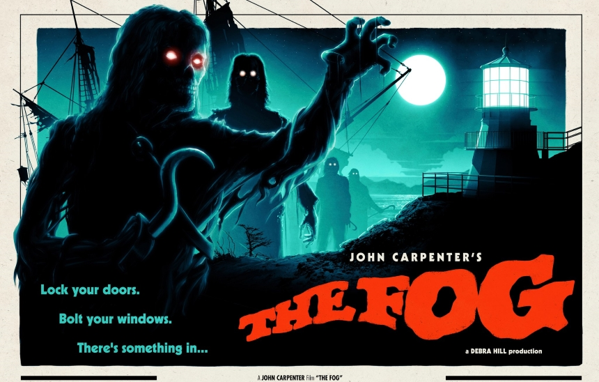 Friday One Sheet: THE FOG