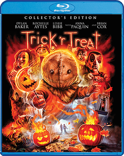 Blu-ray Review: TRICK 'R TREAT Does the Season Right