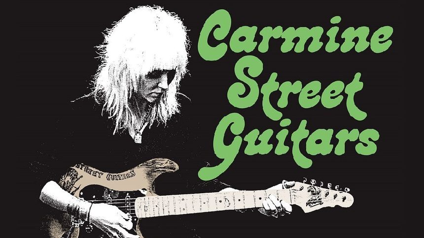 Vancouver 2018 Interview: Ron Mann Preserves Holy History in CARMINE STREET GUITARS