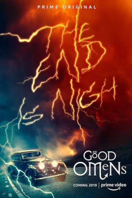 GOOD OMENS: Armageddon is Coming in First Teaser For Adaptation of Gaiman And Pratchett Novel