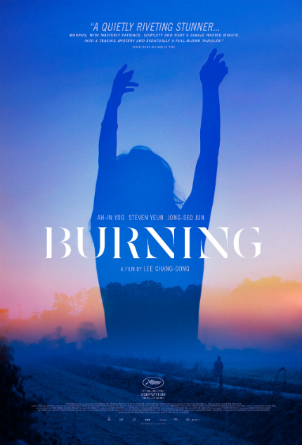 Review: BURNING, a Thriller Like No Other