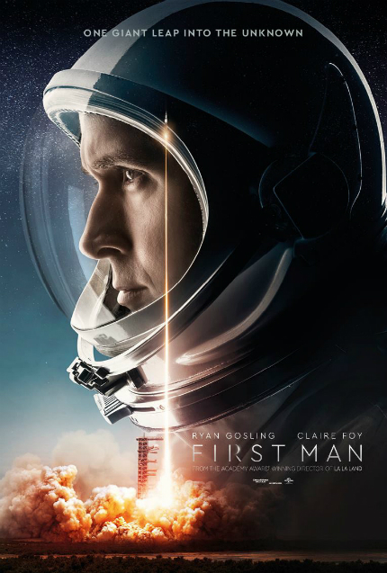 Review: FIRST MAN, Incredibly Cinematic and Nerve-Wracking