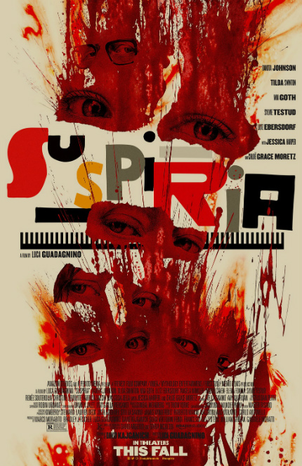 Review: SUSPIRIA, Creating New Flames From the Ashes of a Classic