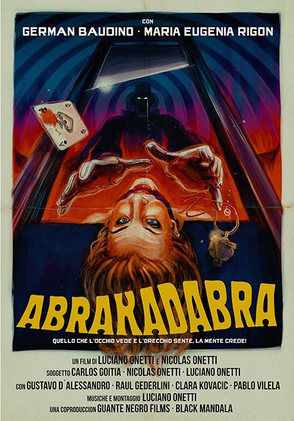 ABRAKADABRA: North American Release Details For The Onetti Brothers' Giallo Flick