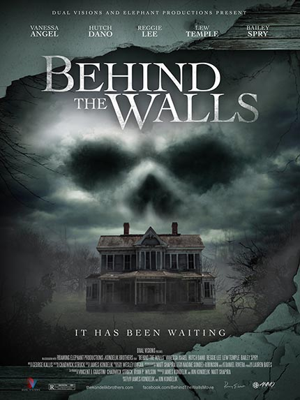 BEHIND THE WALLS: Find The Supernatural Horror Flick in Redbox Today!