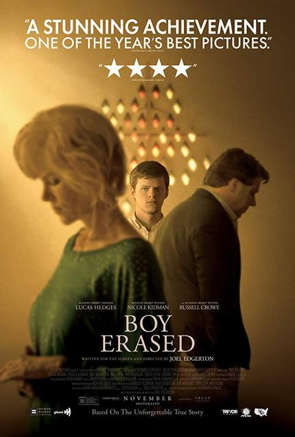 Review: BOY ERASED Exposes the World of Gay Conversion Therapy
