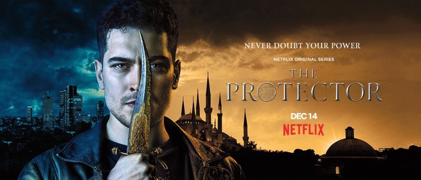 Trailer: Turkish Action-Fantasy Netflix Series THE PROTECTOR Looks Wild