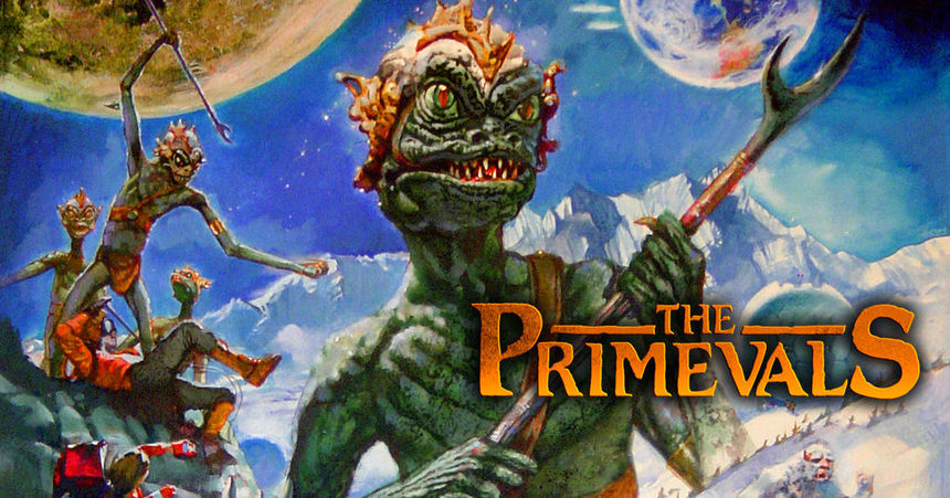 Crowdfund This: THE PRIMEVALS, Full Moon's Lost Stop-Motion Epic