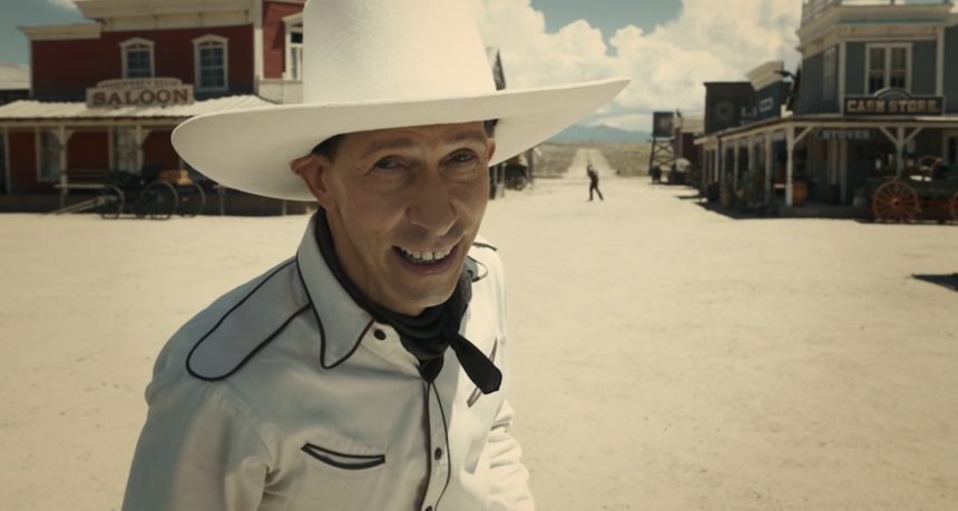 THE BALLAD OF BUSTER SCRUGGS Interview: Tim Blake Nelson