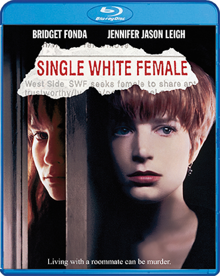 Blu-ray Review: SINGLE WHITE FEMALE Remains Creepy