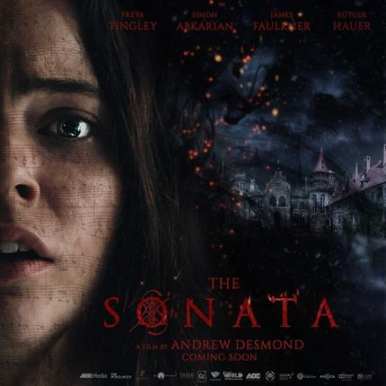 THE SONATA: Watch The Striking Teaser For Andrew Desmond's Chilling Debut