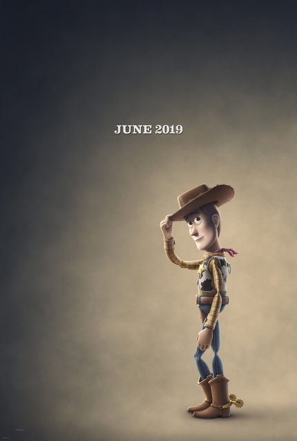 First Teaser for TOY STORY 4: Toys in the Clouds