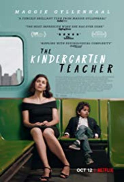 REVIEW: The Kindergarten Teacher compellingly does its haunting homework for an off-kilter pre-school educator and her mini-sized prized pupil