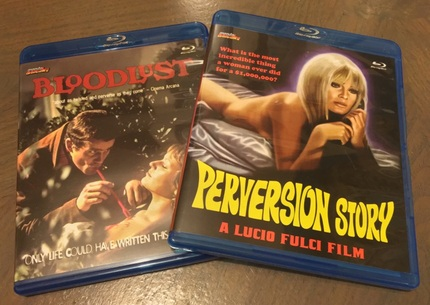 Giveaway: It's Time To Get Weird With PERVERSION STORY and BLOODLUST From Mondo Macabro!