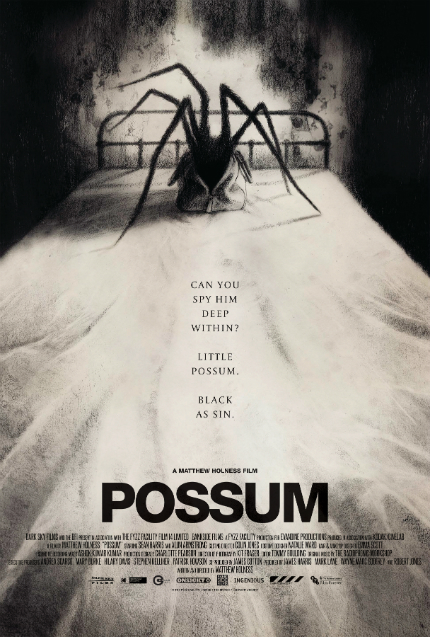 Watch Exclusive, Tense POSSUM Clip: Sean Harris and His Puppet