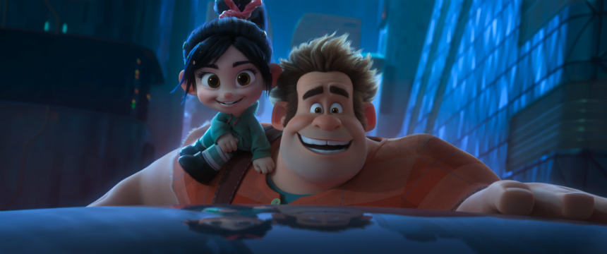 Review: RALPH BREAKS THE INTERNET, Cute Corporate Propaganda