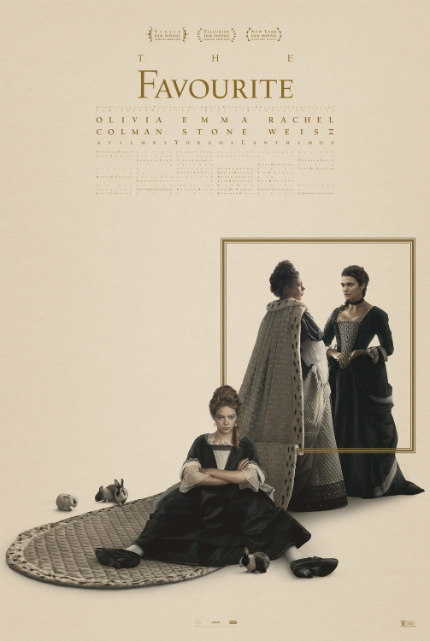 Review: THE FAVOURITE, Alternative, Off-Beat British Satire