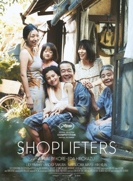 Review: SHOPLIFTERS, The Comfort Between the Chaos