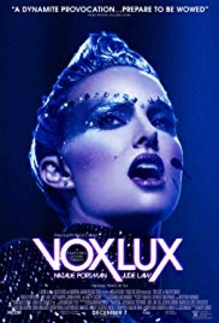 REVIEW: Vox Lux sings an iffy tune in this mediocre musical drama concerning pressured pop culture and pathos