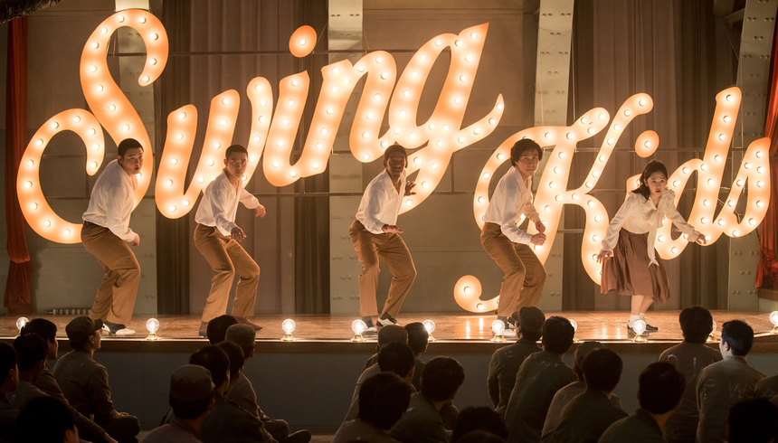 Review: SWING KIDS, Tap Dancing Miracle Will Keep You on Your Feet Long after the Credits Roll