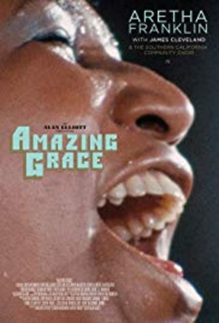 REVIEW: Amazing Grace is a mighty blessing of a documentary featuring the heavenly vocals of the late Queen of Soul Aretha Franklin
