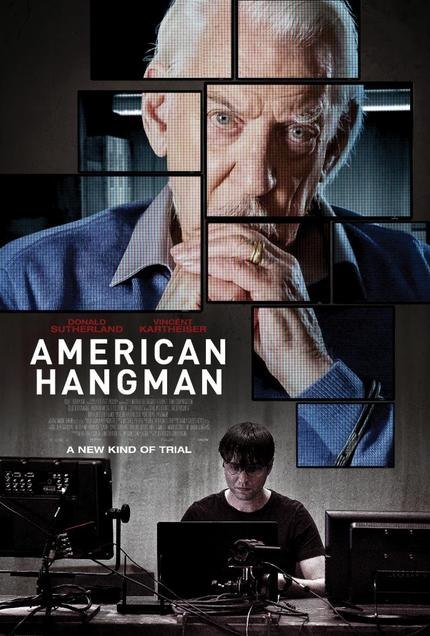 Exclusive: Donald Sutherland Stands Trial in AMERICAN HANGMAN Clip