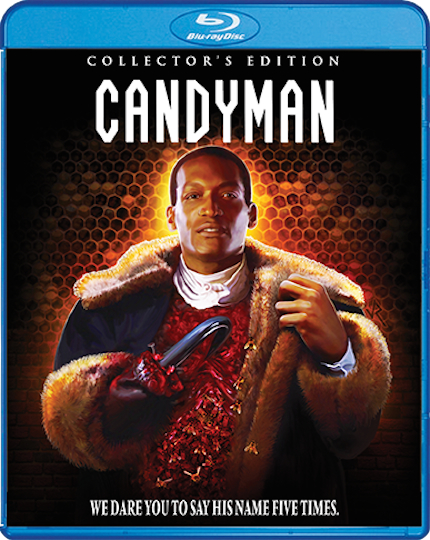 Blu-ray Review: Scream Factory's CANDYMAN Release Is Truly Sweet