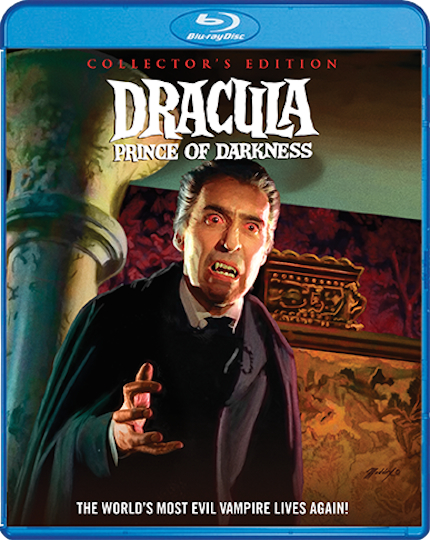 Blu-ray Review: DRACULA: PRINCE OF DARKNESS Times Two