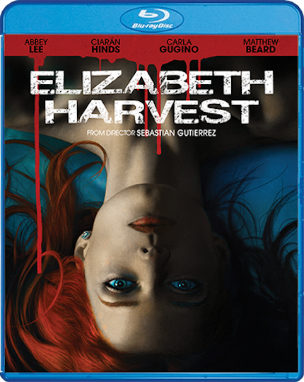 Blu-ray Review: ELIZABETH HARVEST Re-Imagines BLUEBEARD