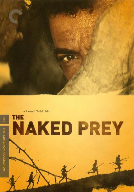 Blu-ray Review: Criterion's THE NAKED PREY Upgrades the Wild Wilde Life