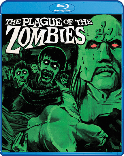 Blu-ray Review: THE PLAGUE OF THE ZOMBIES Is Overlooked Hammer Fun