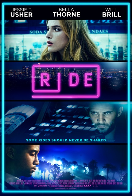 Giveaway: Win a Copy of RIDE, starring Bella Thorne, on Bluray!