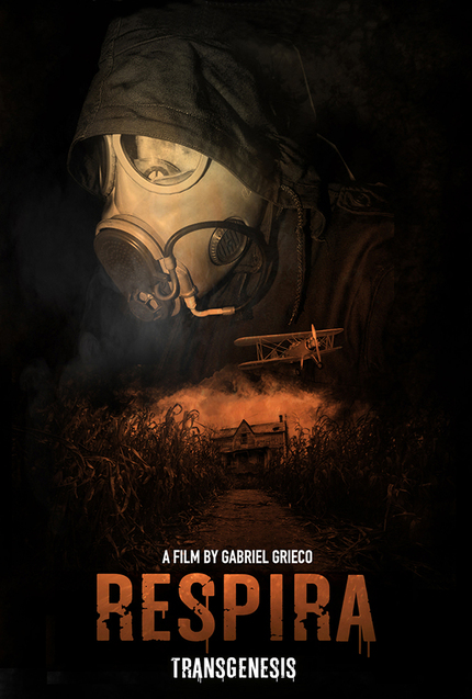 RESPIRA (BREATHE): Official Poster And Images Released For Argentine Horror Flick
