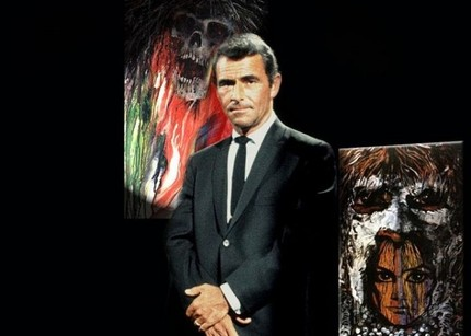 NIGHT GALLERY: SyFy Adds More Anthology TV With Revival of Another Rod Sterling Show