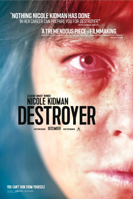 Review: DESTROYER, Trapped on a Conveyor Belt to Hell