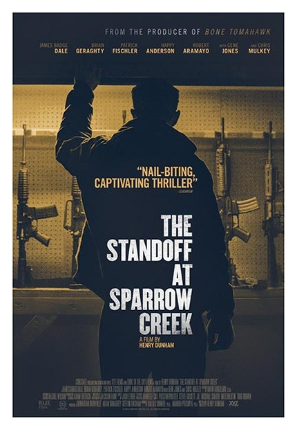 THE STANDOFF AT SPARROW CREEK: Watch The Trailer For Henry Dunham's Thriller