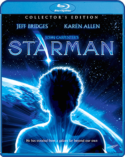 Blu-ray Review: STARMAN Resonates Even More Today