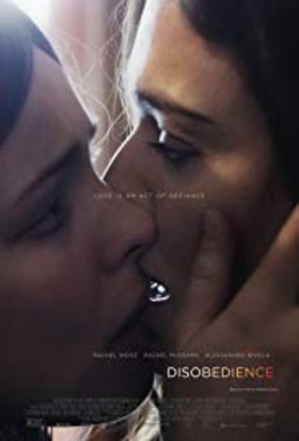 REVIEW: Disobedience is an exquisite drama that piercingly tests the boundaries of religious faith and forbidden romance