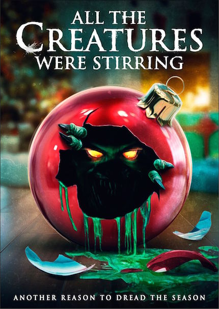 ALL THE CREATURES WERE STIRRING Interview: Directors Rebekah and David McKendry Talk Christmas Horror Movies and Anthologies
